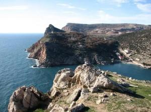 дом на берегу моря Крым Севастополь