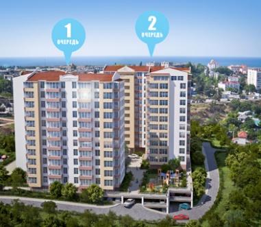 строительство домов в Севастополе жилые комплексы