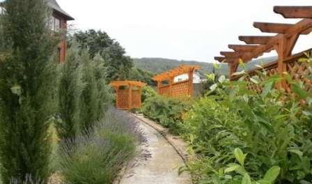 дом в Байдарской долине Крыма