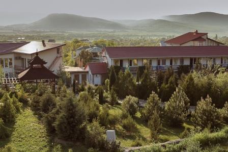 снять коттедж Байдарская долина Севастополь