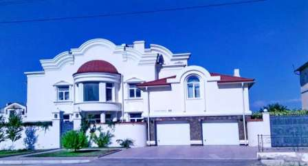элитные дома в Крыму Севастополь