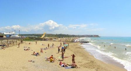 недвижимость на побережье Черного моря в Севастополе