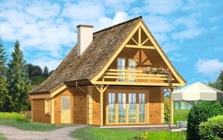 строительство домов из дерева. готовые проекты домов фото