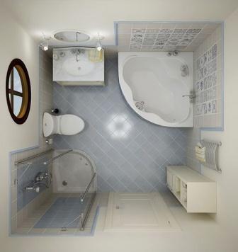 как сделать самостоятельный ремонт ванной комнаты
