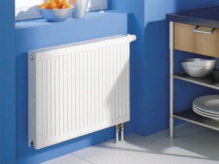 Батареи отопления в частный дом. Монтаж системы отопления