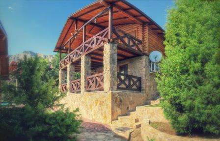 Купить усадьбу в Крыму Ласпи Севастополь