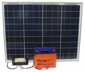 Солнечная электростанция для дома от компании SolarLed