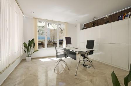 Ремонт и дизайн интерьера офиса