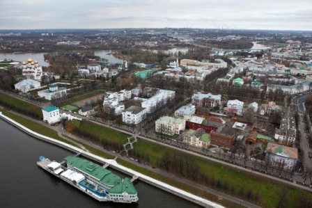 Снять квартиру в Ярославле посуточно без посредников