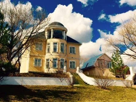 Снять коттедж на сутки в Московской области