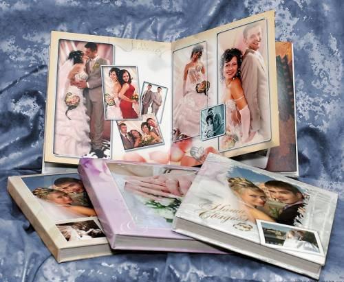 Свадебная фотокнига своими руками