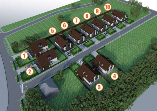 Новый дом в коттеджном поселке6