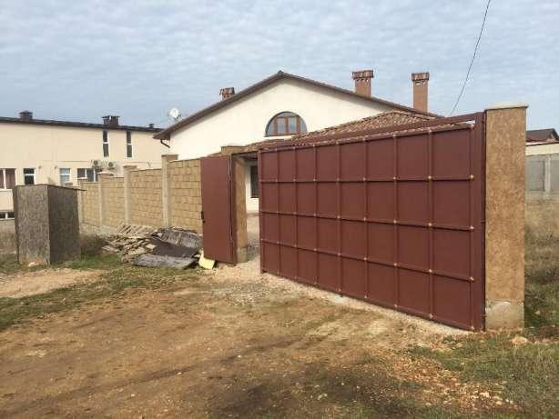 Продам новый двухэтажный дом, расположенный на улице Рубежная в СТ «Пилот» в Казачьей Бухте.