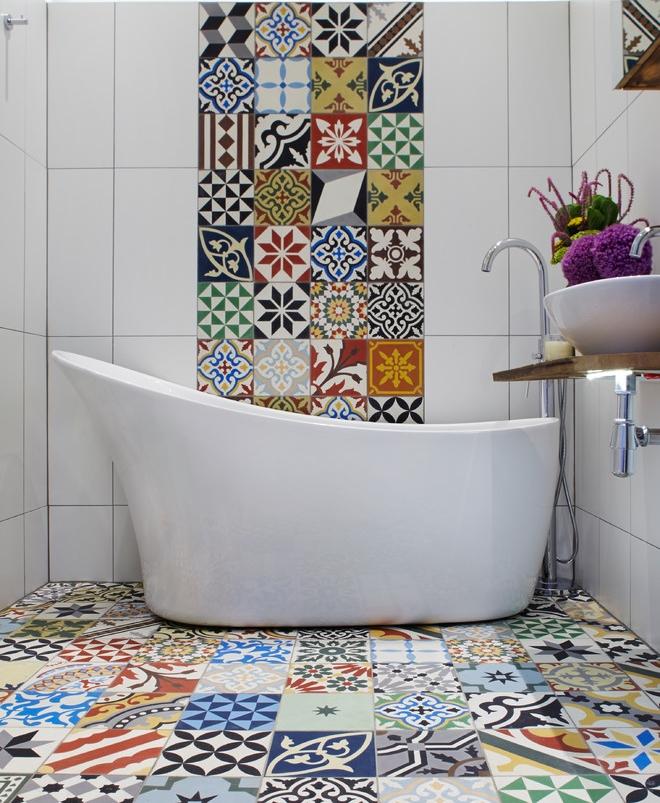 Красивая ванна для вашего дома