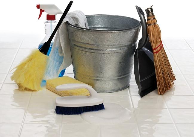 Инструкция по весенней уборке