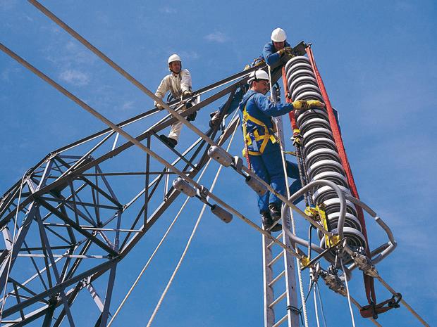 Что необходимо для организации высоковольтных линий электропередач?