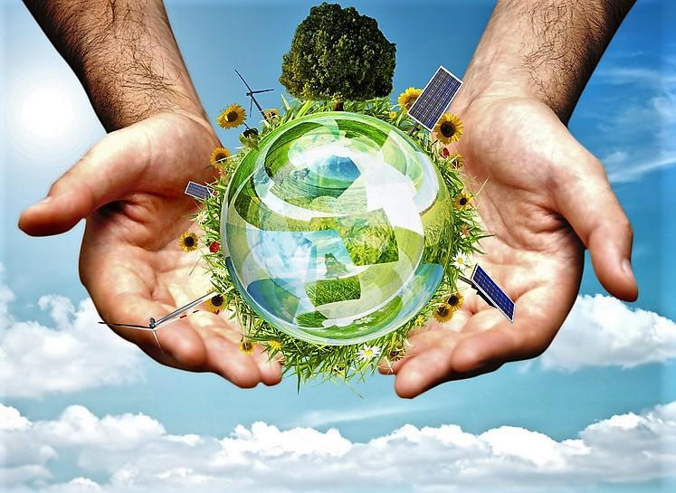 Экотехнологии - светлое будущее людей