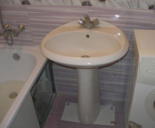 Какую раковину выбрать для ванной комнаты?