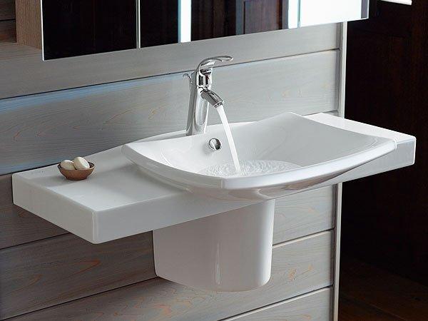 Какую раковину выбрать для ванной комнаты